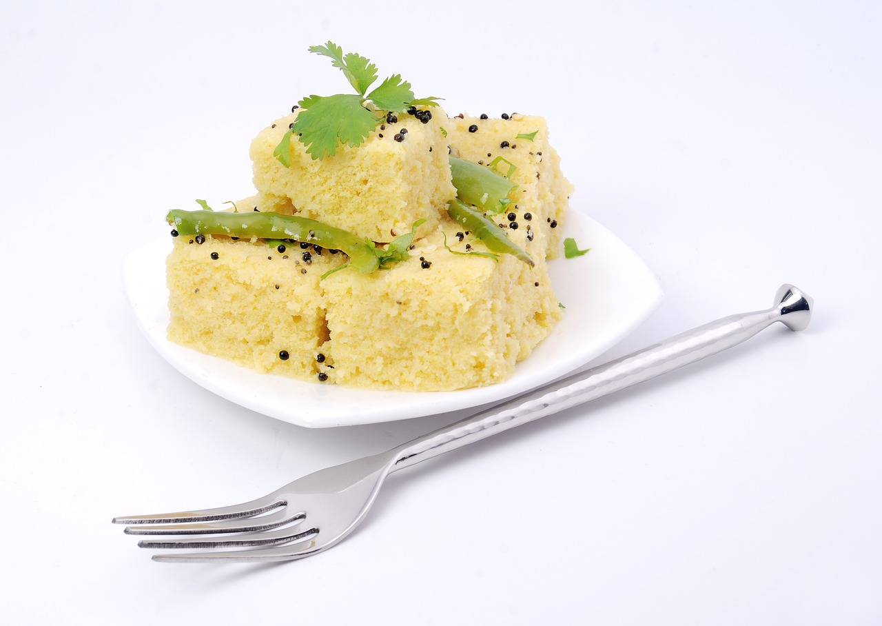 yellow moong dal dhokla