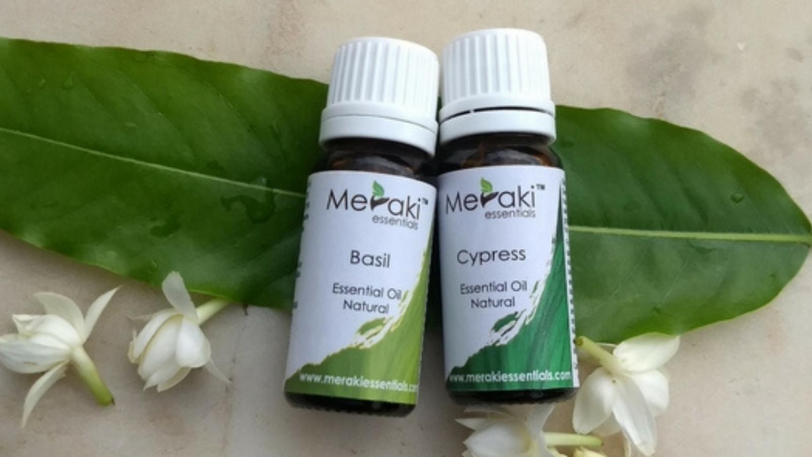 Meraki Essential Oils