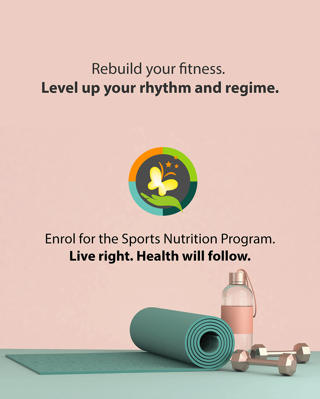 Sports Nutrition Program- Luke Coutinho