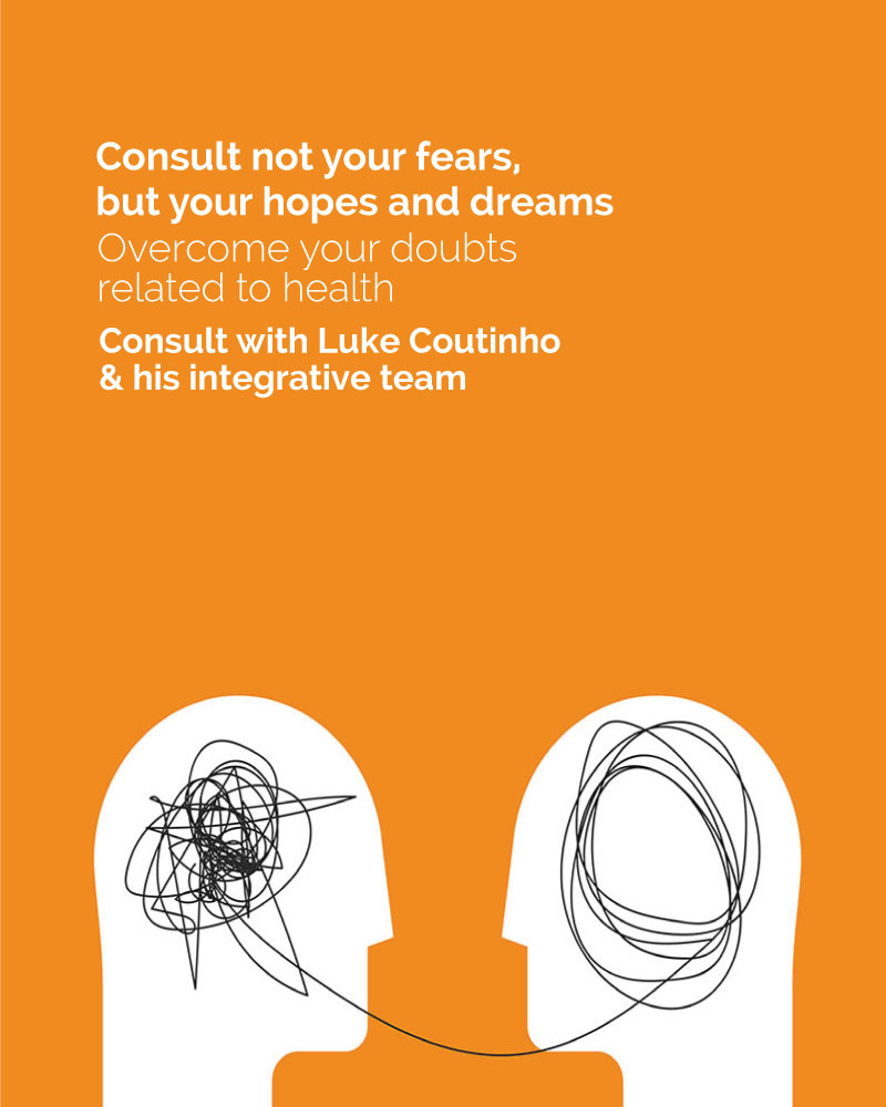 consult with Luke Coutinho